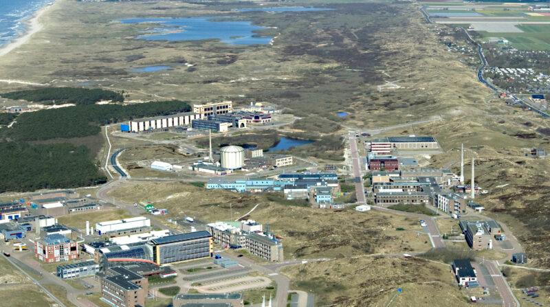 Pallas kerncentrale kernreactor hfr petten